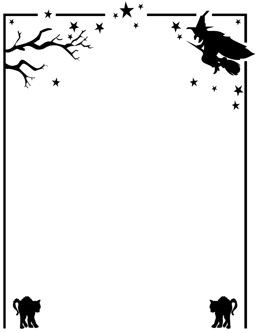 Free Halloween Frame Cliparts, Download Free Clip Art, Free.