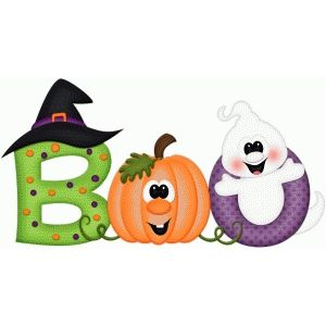 Halloween clipart designs festival collections.
