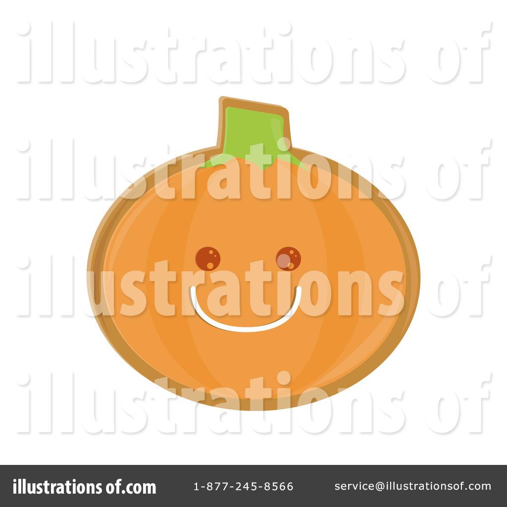 Halloween Cookie Clipart #1093399.