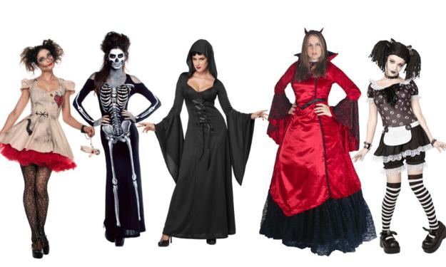 Popular Plus Size Halloween Costumes.
