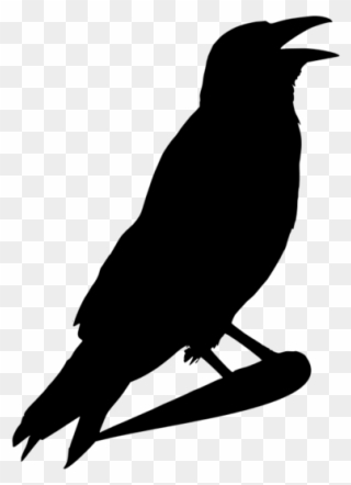 Free PNG Halloween Crow Clipart Clip Art Download.