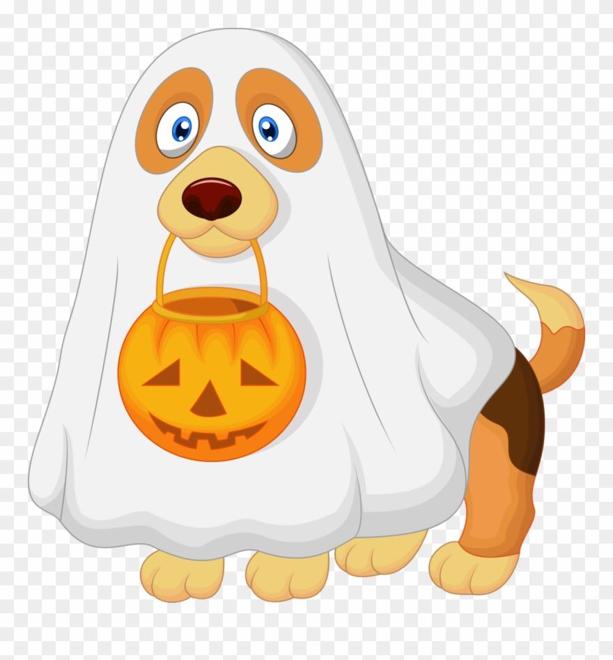 Halloween Dog Clip Art.