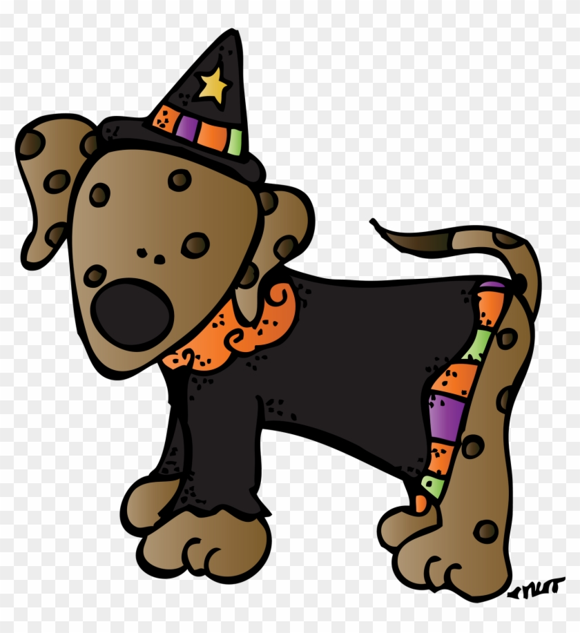 28 Collection Of Free Halloween Dog Clipart.