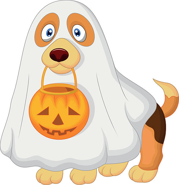 Halloween dog clipart 6 » Clipart Station.