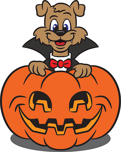 Halloween dog clipart 7 » Clipart Station.