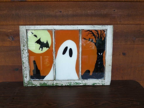 25+ best ideas about Halloween Window Decorations on Pinterest.