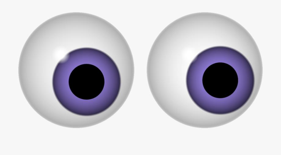 Halloween Eyes Clip Art.