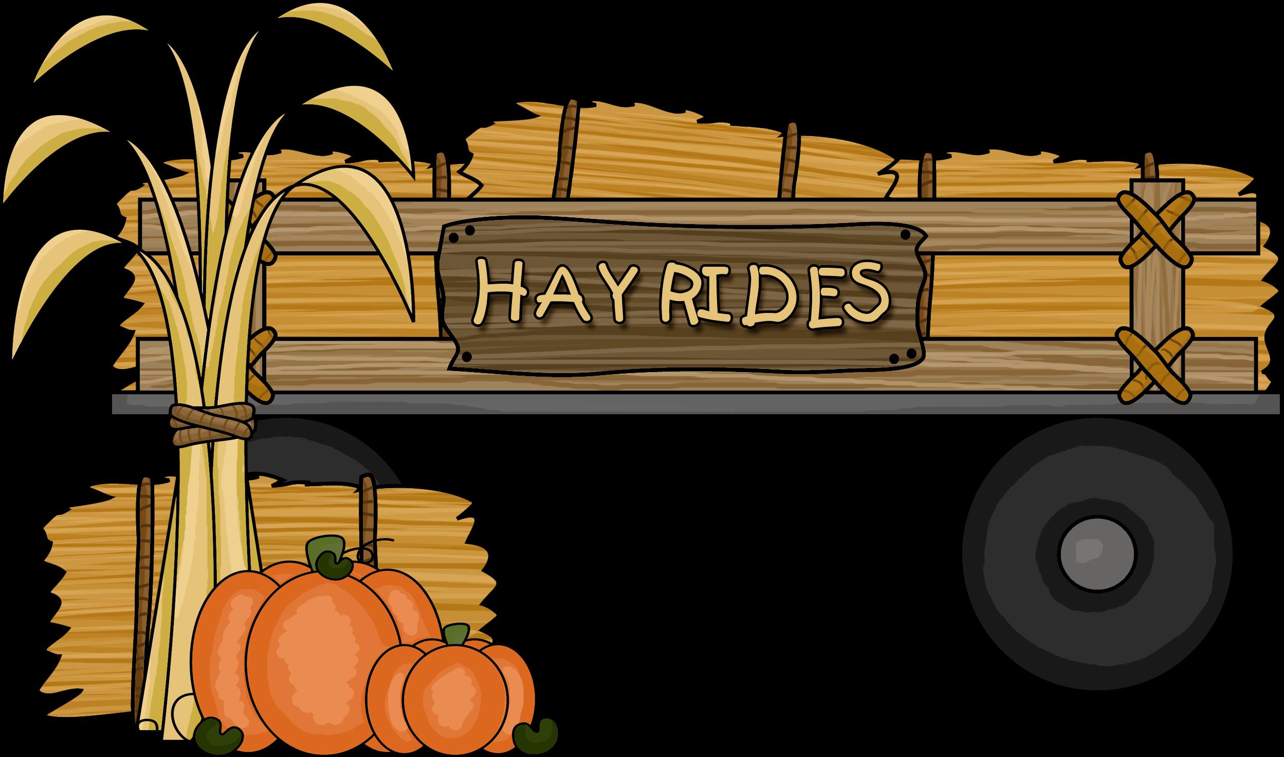 Hayride clipart wagon, Hayride wagon Transparent FREE for.