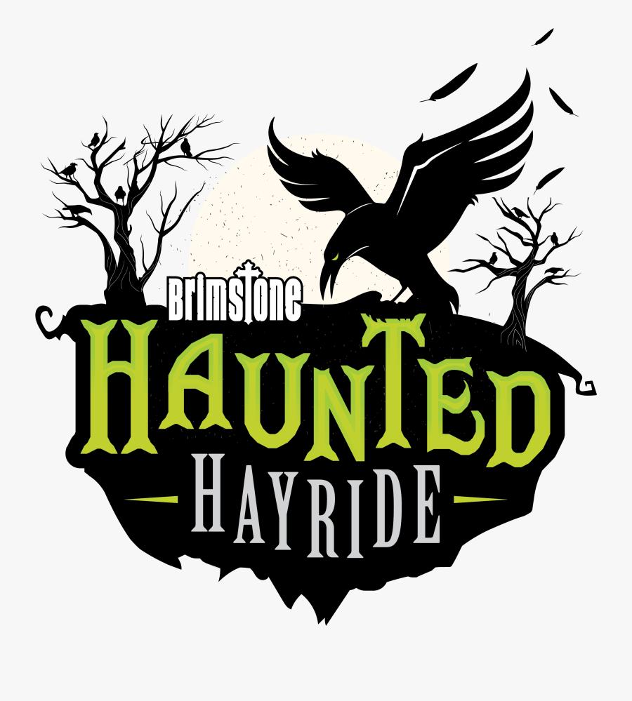 Brimstone Haunt Outdoor Experience Elyria Hayride Haunted.