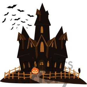 Haunted House Clipart & Haunted House Clip Art Images.