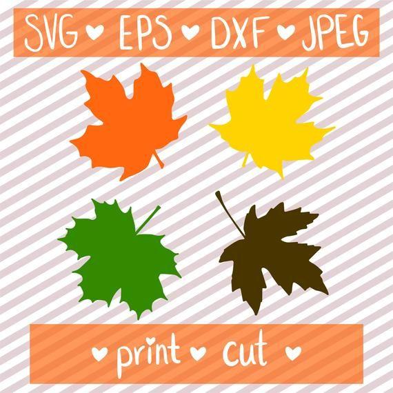 Maple Leaf Svg.