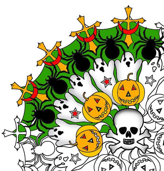 17 best ideas about Halloween Mandala on Pinterest.