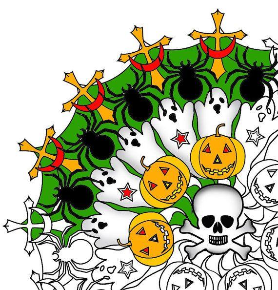 17 best ideas about Halloween Mandala on Pinterest.