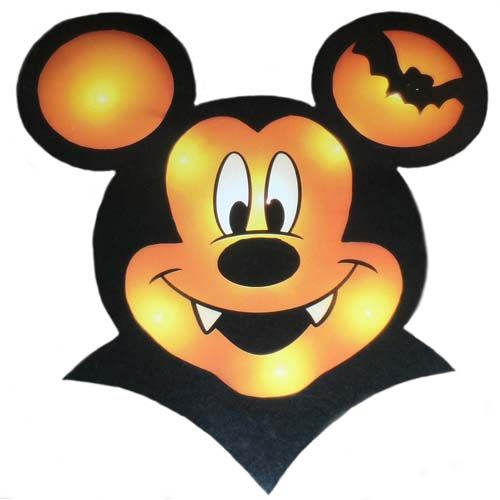 Halloween mickey mouse clipart.