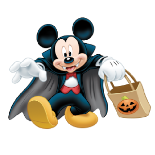 Mickey Mouse Clip Art.