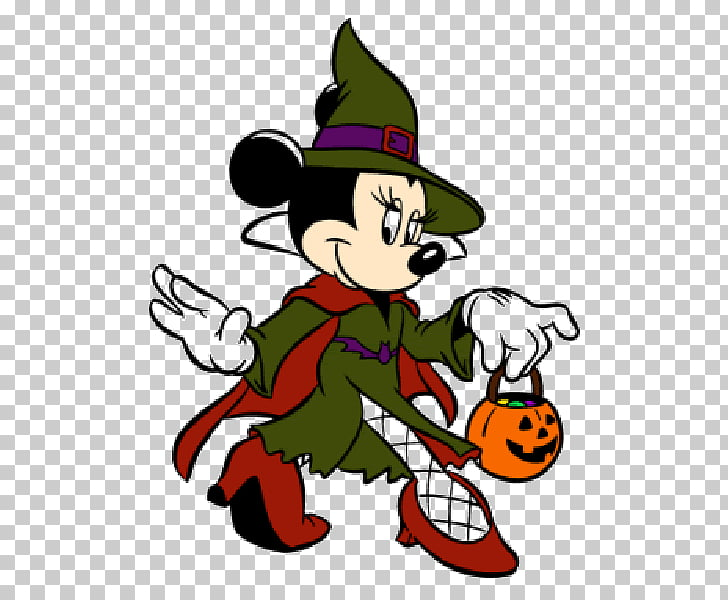 Minnie Mouse Mickey Mouse Halloween , minnie mouse PNG.