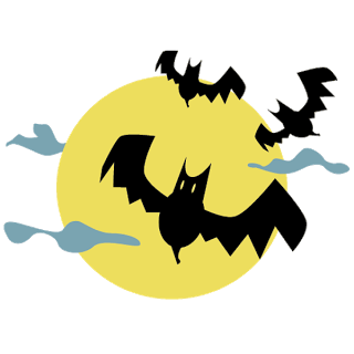 89+ Halloween Moon Clipart.