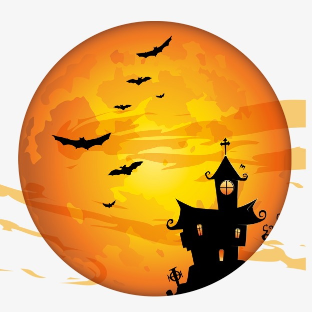 Halloween Moon Png (100+ images in Collection) Page 1.