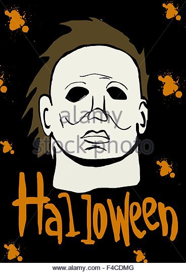 Halloween Movie Clipart.