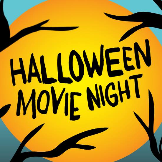 Movie clipart halloween movie, Movie halloween movie.