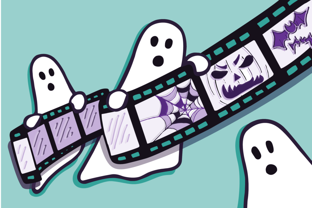 Now Streaming: The Ultimate Halloween Movie Guide.