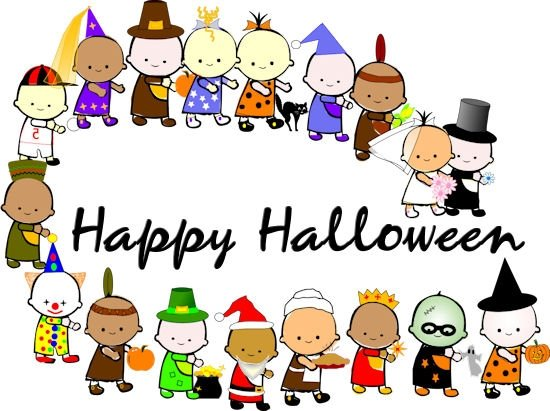Halloween parade clipart 2 » Clipart Station.