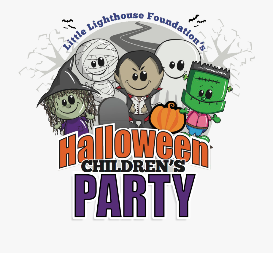 Halloween Party Png.