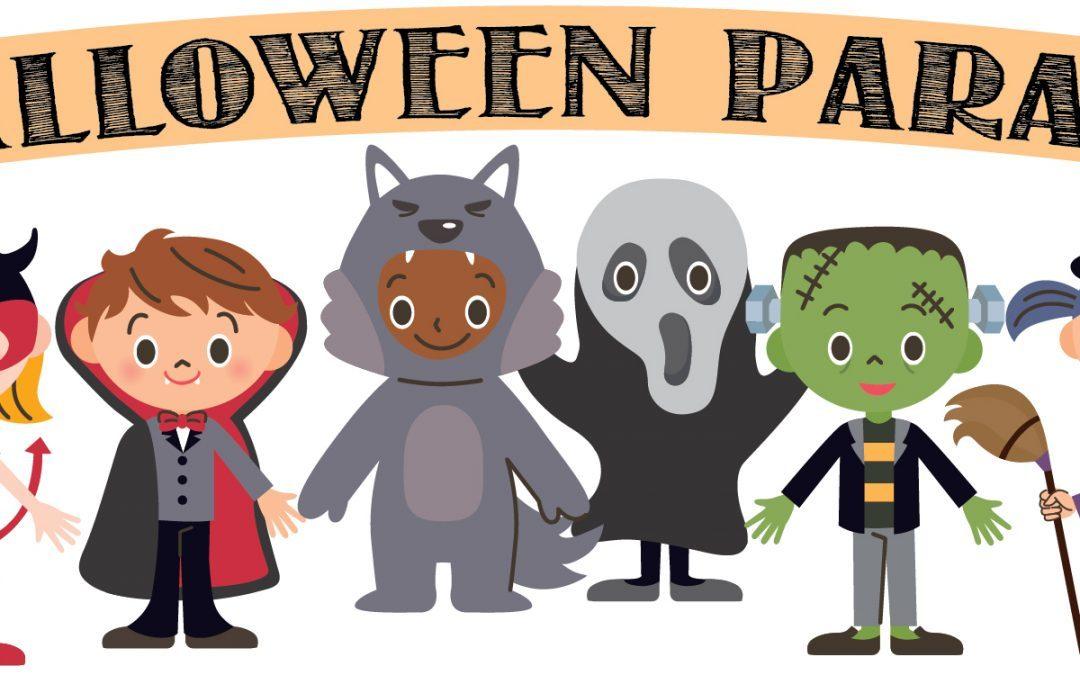 Halloween parade clipart 3 » Clipart Portal.