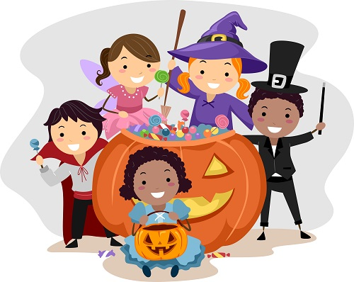 Halloween parade.