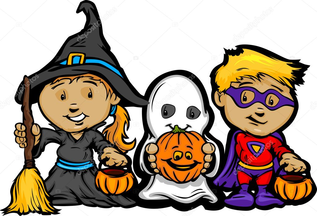 Halloween parade clipart 3 » Clipart Station.