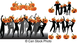 Halloween party Vector Clip Art Royalty Free. 28,631 Halloween.