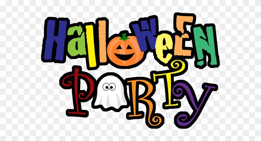 Halloween Party Clipart.