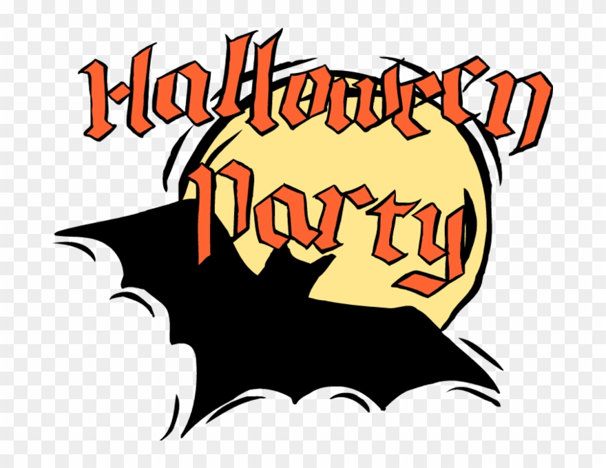 Halloween Party Clip Art Free.