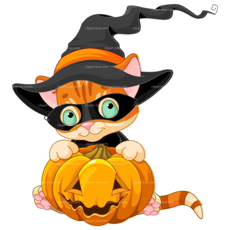 Halloween Pet Clipart.