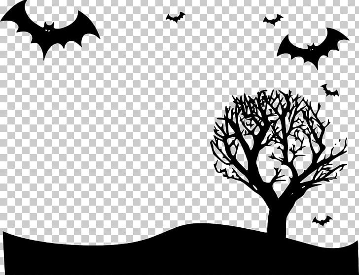 Halloween Frames PNG, Clipart, Art, Bat, Bird, Black, Black And.