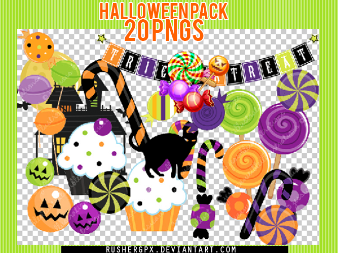 Halloween Pack.