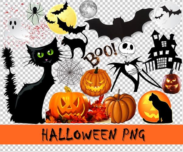 Halloween PNG by xCupiiCakex on DeviantArt.