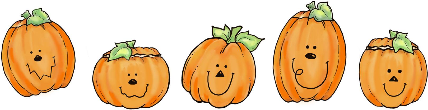 Halloween Potluck Clipart.
