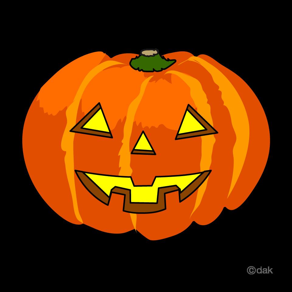 Halloween Pumpkin Clipart.