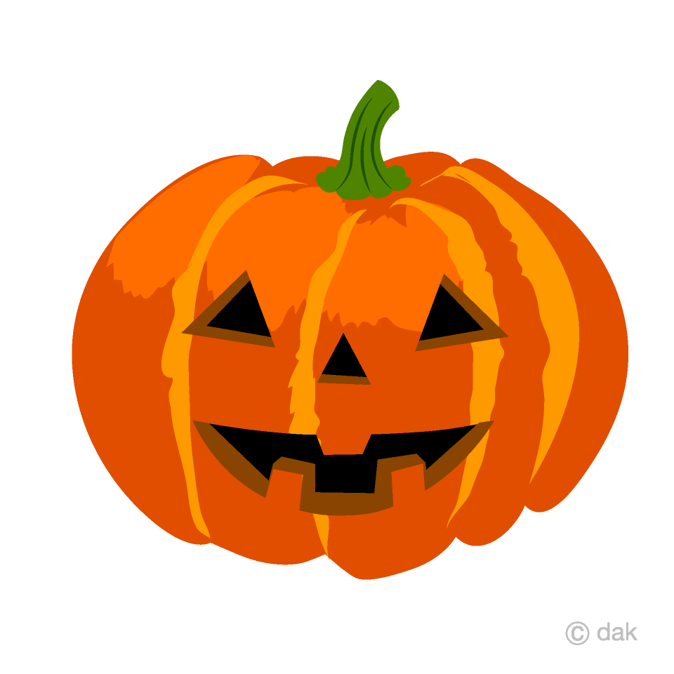 Halloween Pumpkin Clipart Free Picture|Illustoon.