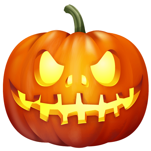 Halloween Pumpkin Transparent png.