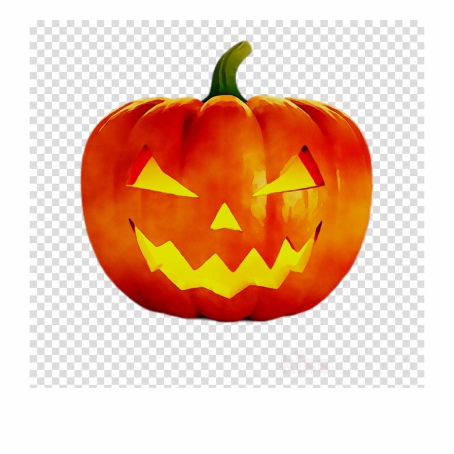 Halloween Pumpkin Orange.