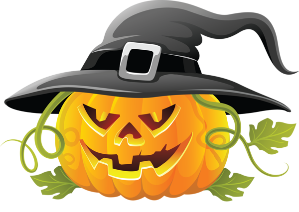 Large_Transparent_Halloween_Pumpkin_with_Witch_Hat_Clipart.png?m=1375135200.