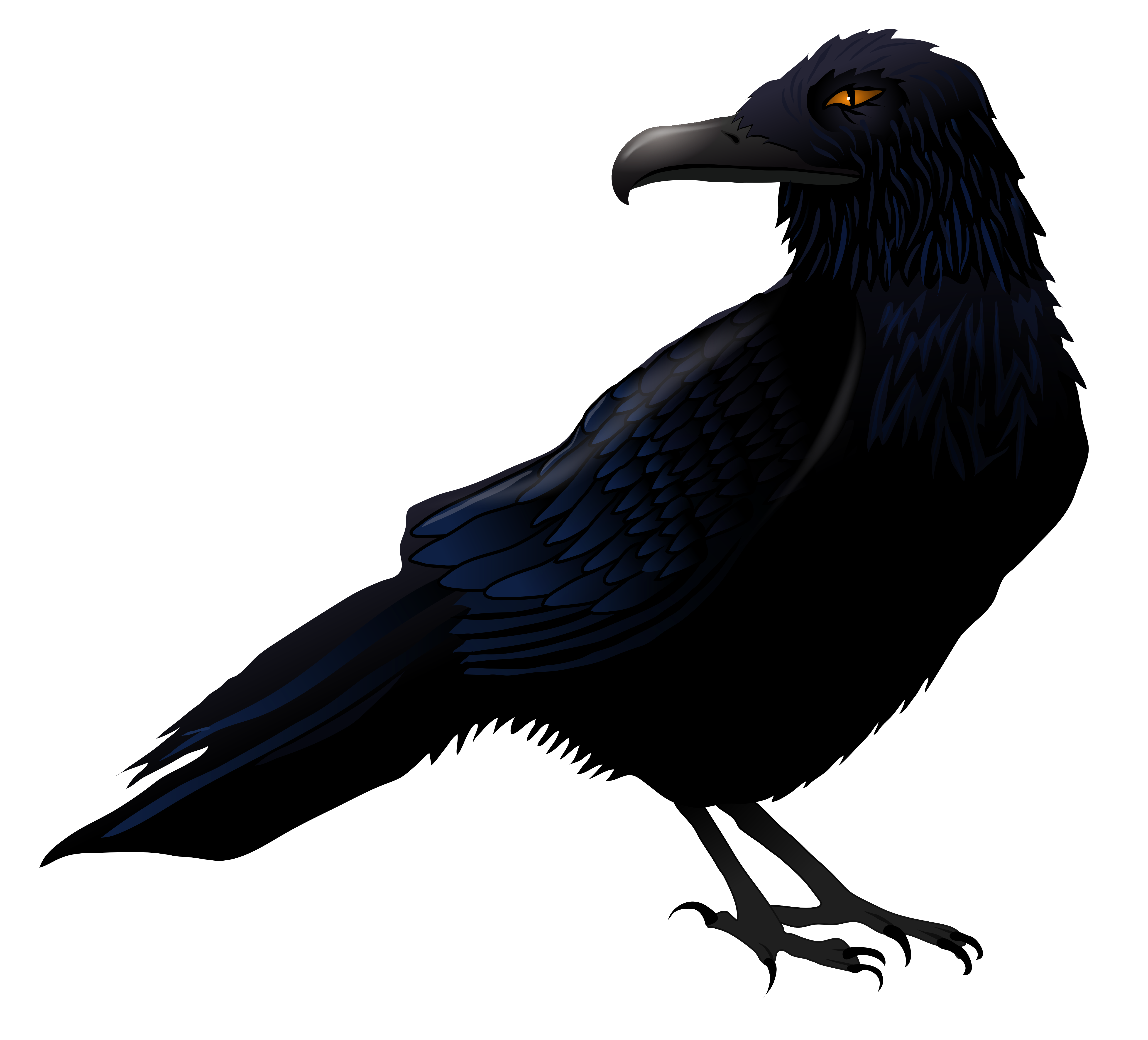 halloween raven clipart - Clipground