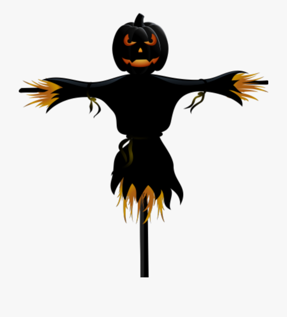 scarecrow #scary #halloween #pumpkin.