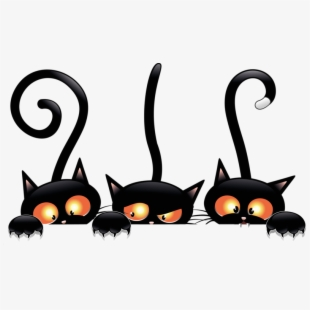 Scared Cat Cliparts.