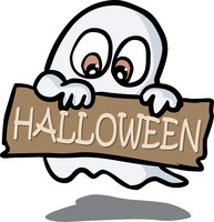 Halloween day clipart.
