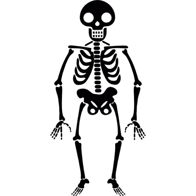 Halloween skeleton Icons #5306.