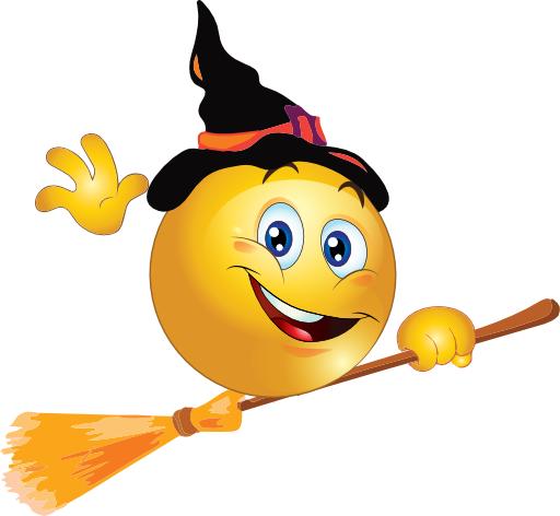 Halloween Smiley.