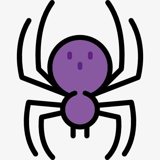 Halloween Spider Clipart PNG Delightful Clip Art Amazing 6.